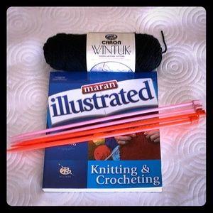 Knitting Instruction Book